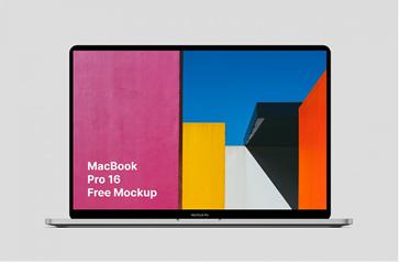 Copyright- Is.graphics Free-MacBook-Pro-16-Mockup