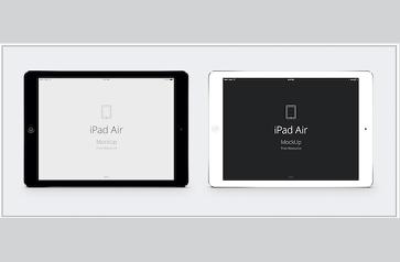 Copyright- Pixeden iPad-Air-Mock-up, iPhone-7-Four-Colors-Mockup